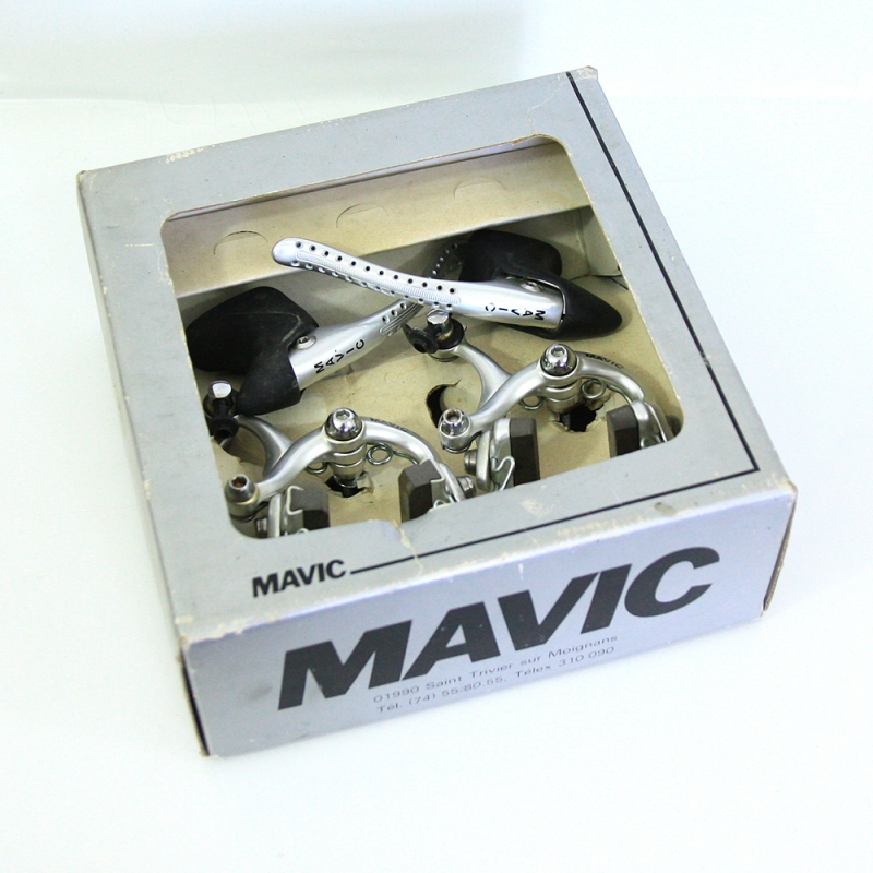 [ NOS ] Brake Calipers and levers Mavic 410
