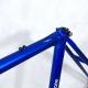 Blue Frame and Fork Gitane Olympic Reynolds 531 Size 50