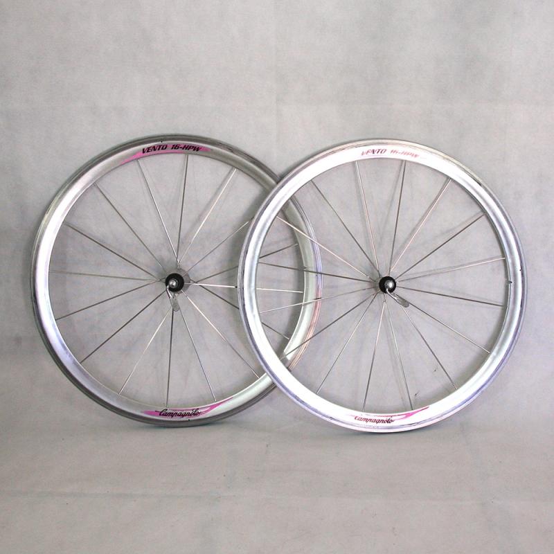 Paire de roue Campagnolo Vento 16 HPW