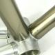 Cadre & fourche bronze Vitus 979 Peugeot PX10 DU Taille 57
