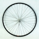 Front Wheel black Rigida Maillard Helicomatic HB-6400 Hub