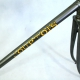 Grey Cyclocross Frame and Fork Courtois Size 53