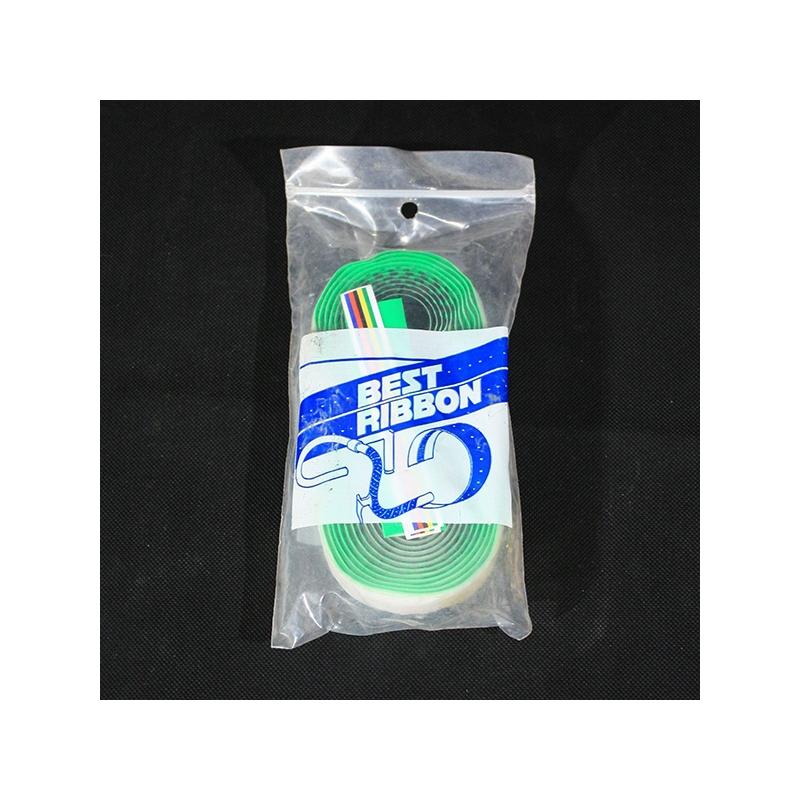 NOS NIB Guidoline noire et verte Best Ribbon