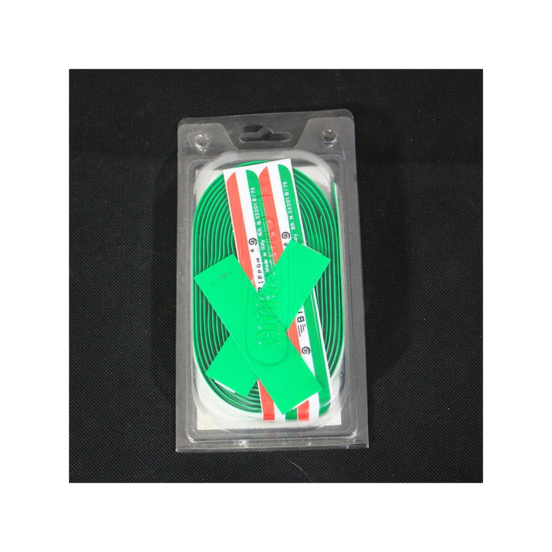 NOS NIB Guidoline Green Original Bike Ribbon Phos Handlebar Tape