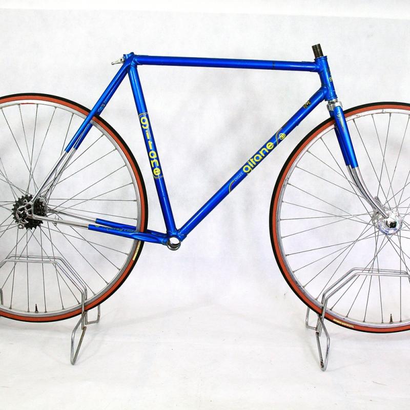Blue Frame and Fork Gitane Tour de France Reynolds 531 Size 53