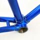 Cadre & fourche bleu Gitane Tour de France en Reynolds 531 Taille 53