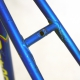 Blue Frame and Fork Gitane Tour de France Reynolds 531 Size 53