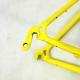 Cadre & fourche noir et jaune en Vitus GTI Gitane Team Replica Taille 50