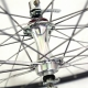 Paire de roue Mavic Open 4CD moyeux Mavic 571/HG Team Gitane 94