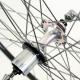 Mavic Open 4CD Wheelset - Mavic 571/HG hubs - Team Gitane 94