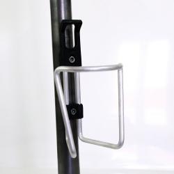 Black Bottle cage Triathlon with screws