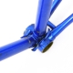 Blue Frame & Fork Super Vitus Gitane Size 53