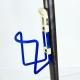 Porte bidon bleu et blanc Elite avec visserie