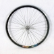 Rear Wheel Rigida DP18 black Sachs 7000 Hub