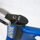 Blue green Carbon Frame and Forks Look KG196 Marc Allen Size 51
