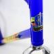 Cadre & fourche Bleu et jaune Fondriest Columbus Gara T54
