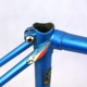 Blue Frame and Fork Oceane Reynolds 531 Size 52