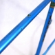 Cadre & fourche bleu Oceane en Reynolds 531 Taille 52