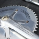 Crankset Stronglight 107 Chainring Delta