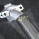 Tige de selle : Selle Italia Flite carbon Titanium 27.2