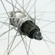 Paire de roue Wolber GTX 2 moyeux Shimano 600 Tricolor