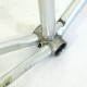 Silver Frame and Forks Vitus 979 Size 52
