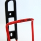 Red Mt.Zefal bottle cage without screw