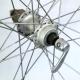 Paire de roue Araya Aero 4 moyeux Shimano 105