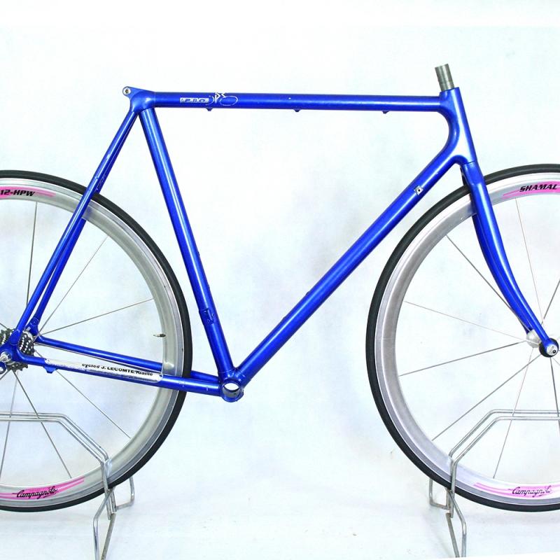Cadre & fourche Bleu Look KG131 Taille 55