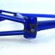 Blue Frame and Forks Look KG131 Size 55